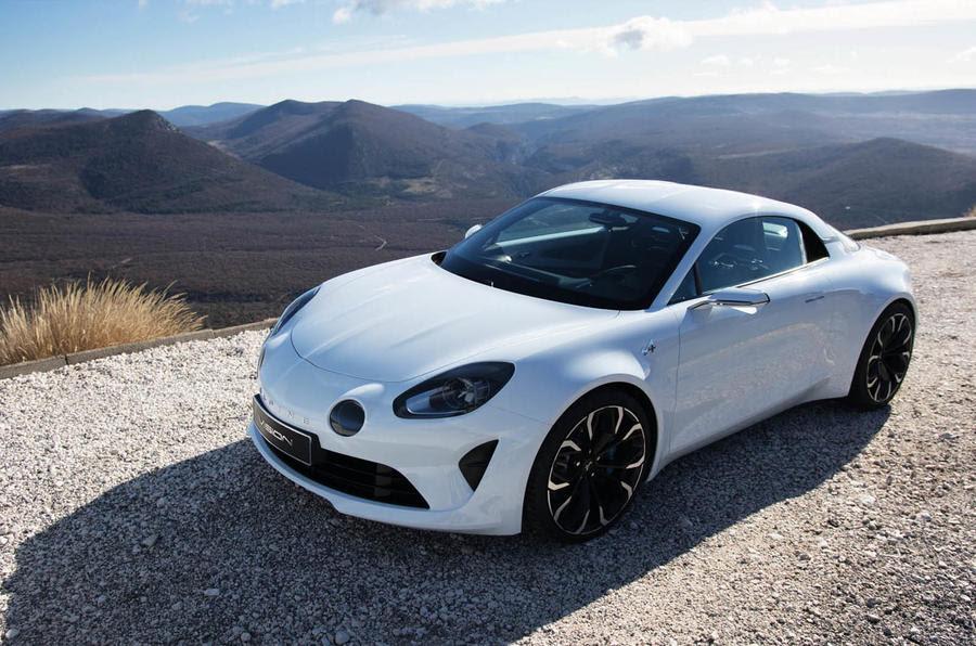 Alpine Vision concept unveiled | Autocar