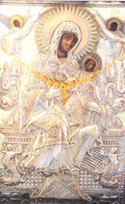 Η Ιερά Μονή Δαδίου (Παναγία Γαυριώτισσα)