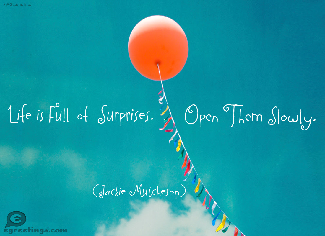 Quotes About Not Being Surprised 24 Quotes