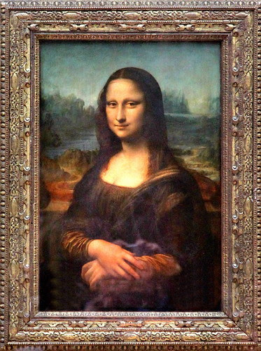 Mona Lisa by JKleeman