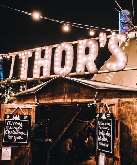 Thor's Tipi