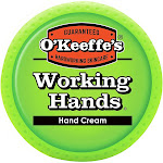 O'keeffe's K0350007 Working Hands Non-greasy Hand Cream, Concentrated, 3.4 Oz
