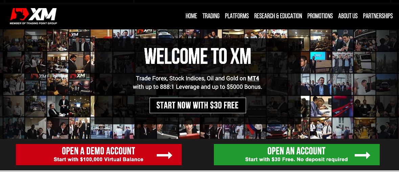 Forex Broker | XM