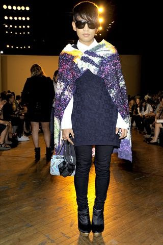 Bryanboy at Marc by Marc Jacobs