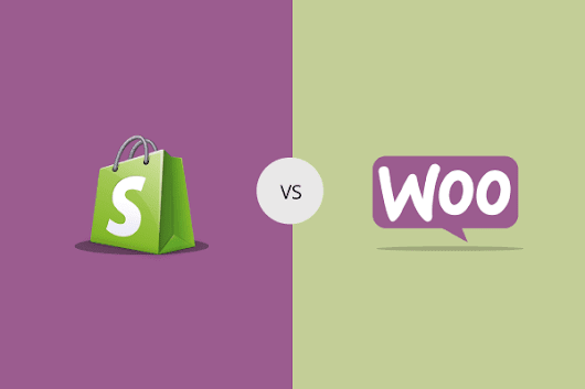 Who's the Boss in Ecommerce World? Shopify vs WooCommerce • 1stwebdesigner