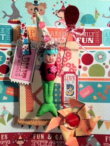 Farley's Mermaid Circus! ATC! 2