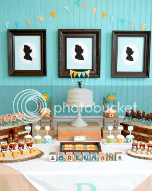 Little Bear Party Decorations