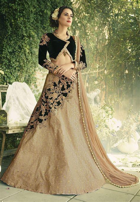 Top 10 Weddings Lehenga Designs for Girls 2018   Eastern