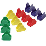 TacoProper Taco Shell Holders FiestaPak - 12 Shell Stands