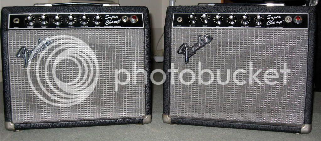 1983 Fender Super Champs