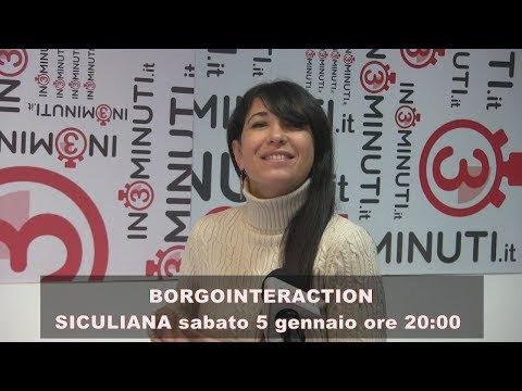 BORGOINTERACTION, Siculiana 5 gennaio ore 20:00