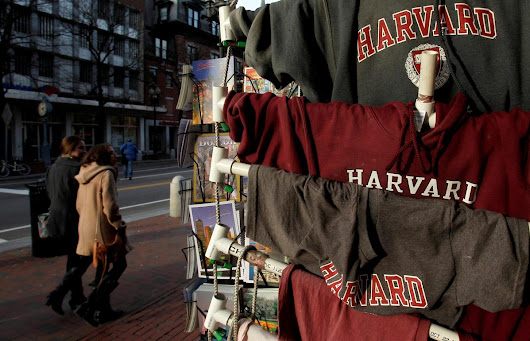 U.S. says it might enter Harvard affirmative action court battle