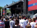 Devo crowd shot