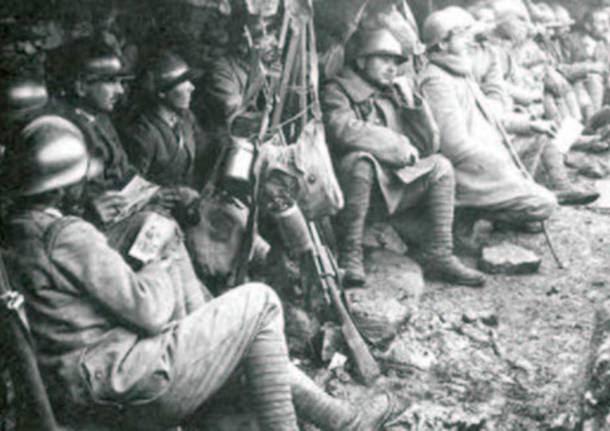 Risultati immagini per soldati prima guerra