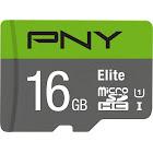 PNY 16GB Prime microSD Memory Card