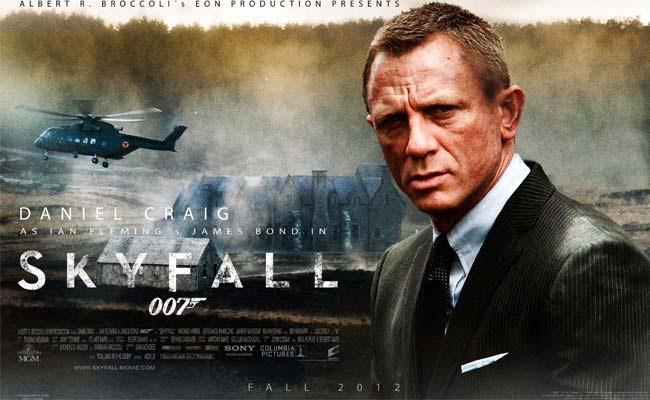 Skyfall movie review