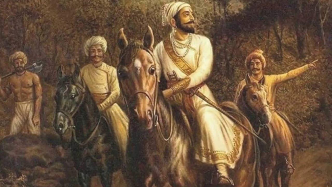 preparations for Shiva Jayanti
