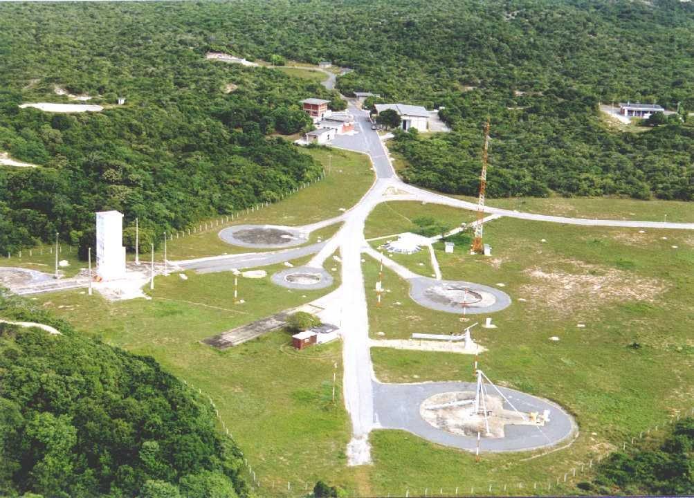 Barreira do Inferno vai monitorar lançamento de foguete na Guiana Francesa