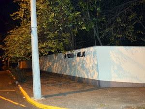 Escola Pedro Mello em Piracicaba (Foto: Fernanda Zanetti/G1)