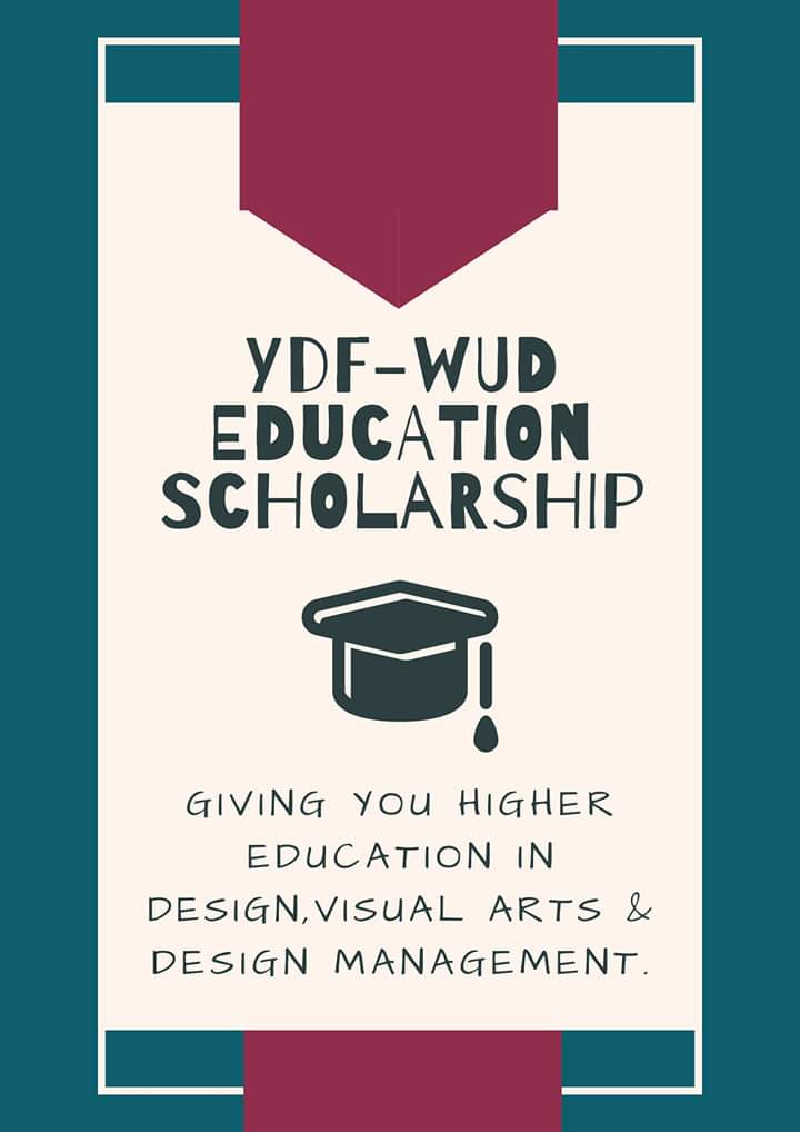 Ydf Application Form Download, Arts Design Management Ydf Wud World University Of Design Is Offering 3 Scholarships At The Premier World University Of Design Campus In Delhincr, Ydf Application Form Download