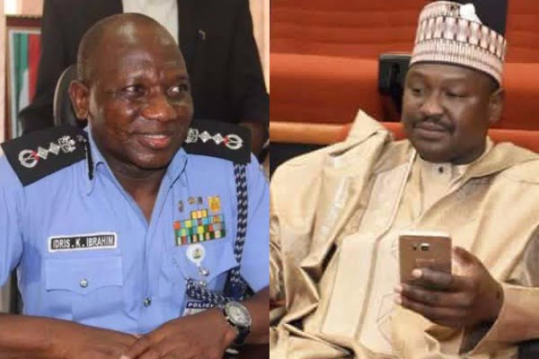 Idris vs Misau: I'm free to have romantic relationship with female police officers – IGP challenges Senator
