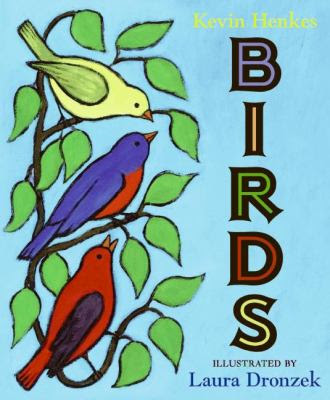 Cover image for Birds
