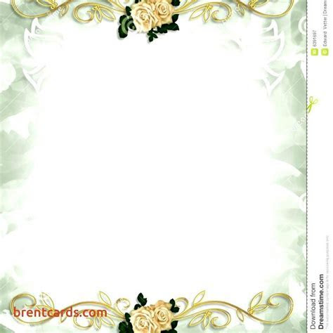 Blank Invitation Card Design Download   flowersheet.com