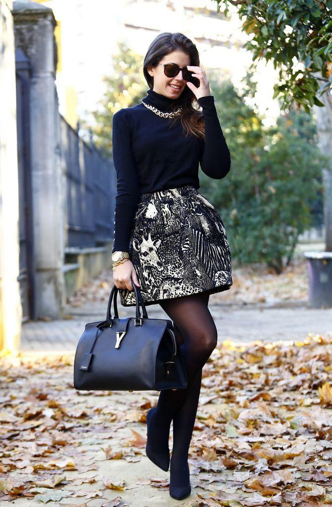 women's black turtlenecks outfit ideas 2020  fashiontasty