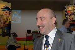 il patron Vittorio Pavesio - photo Goria