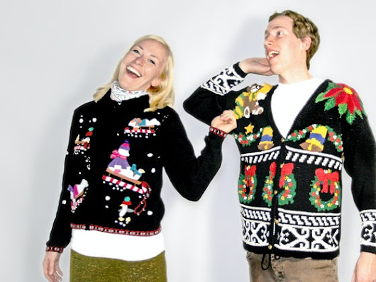 7 Ugly Sweaters You'll Want to Wear Even After the Party