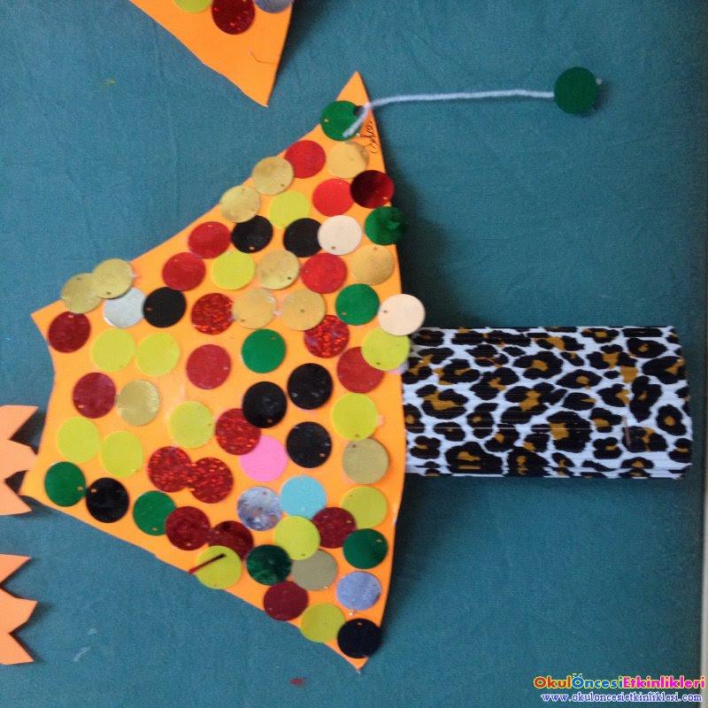 Abajur Sanat Etkinliği Okul öncesi Etkinlikleri Hayallerinizi