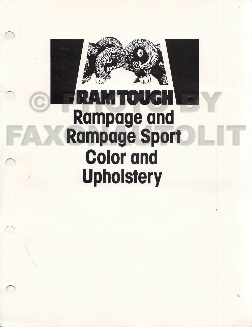 1982 Dodge Rampage Wiring Diagram Kenwood Ddx318 Wiring Diagram Begeboy Wiring Diagram Source