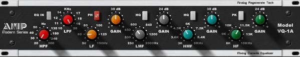Antress Modern Console EQ