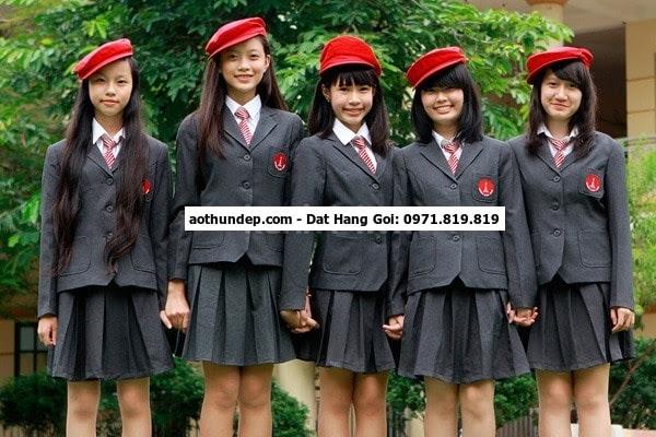 đồng phục trường nào đẹp nhất