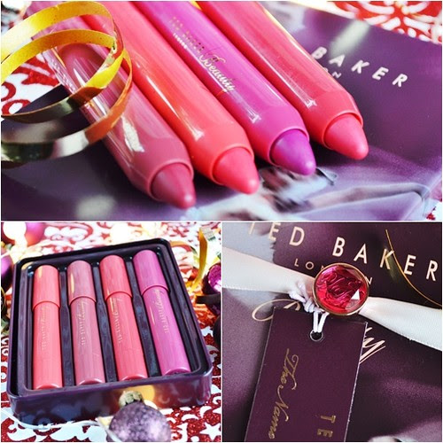 Ted Baker Boots Lip Set