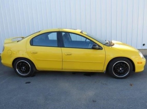 Used Dodge Neon ES '02 For Sale Under $1000 in NH