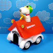 Get Rolling with Snoopy Friction Cars - CollectPeanuts.com