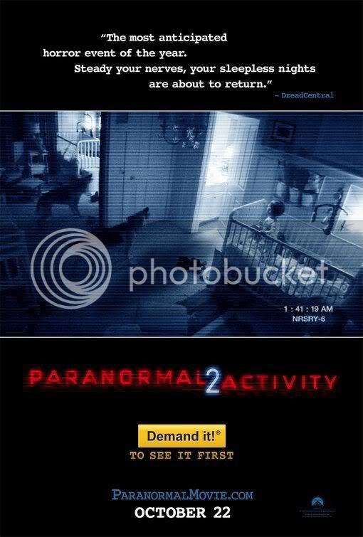 Paranormal Activity 2 Actividade Paranormal 2