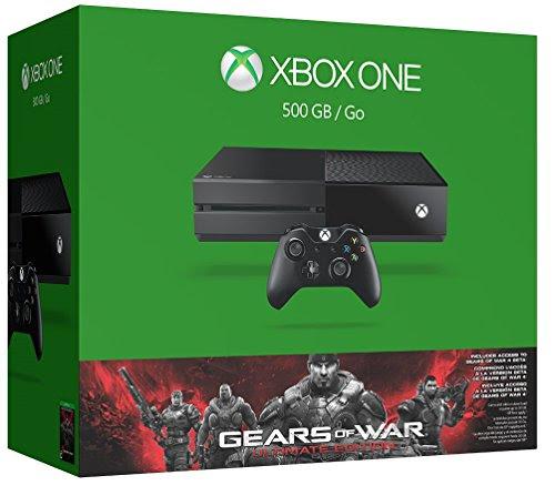Xbox One 500GB Console Photo