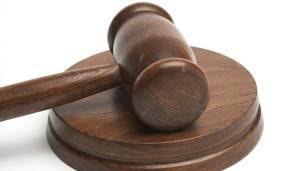Martillo del juez