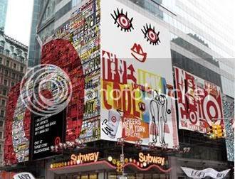 Target billboard