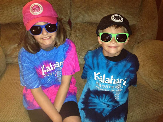 Kalahari Summer Splash Giveaway! - My Thoughts, Ideas, and Ramblings