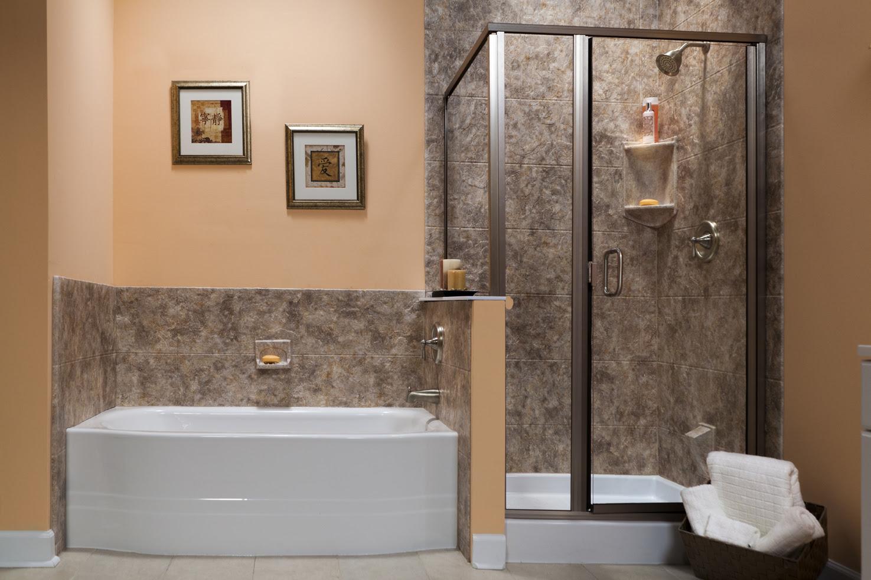 1 Day Bath Remodel - Quality Tub