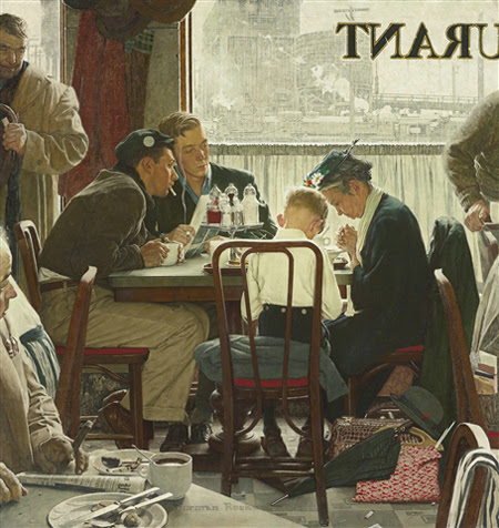 Auction Market for Norman Rockwell Reaches New High in 2013