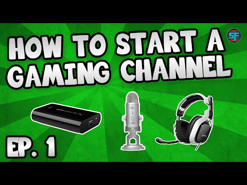 Youtube Gaming Equipment List