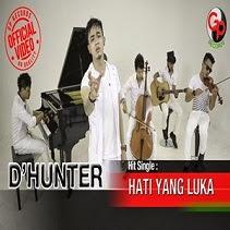 Lirik Lagu D'Hunter - Hati Yang Luka