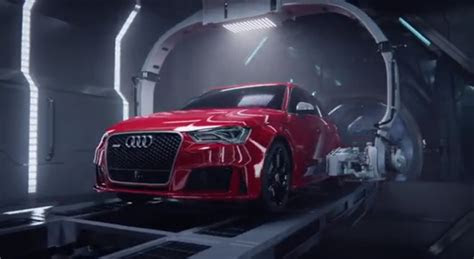 audi  give birth   rs