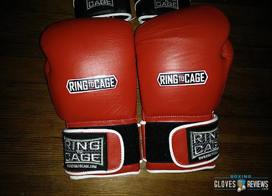 Ring to Cage C-17 Boxing Gloves Review - Boxing Gloves Reviews