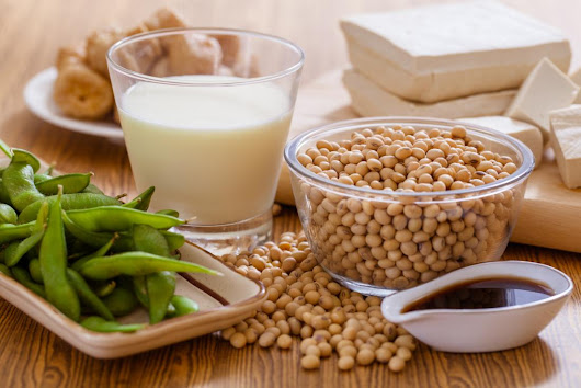 Soy protein may improve symptoms of inflammatory bowel disease - Medical News Today