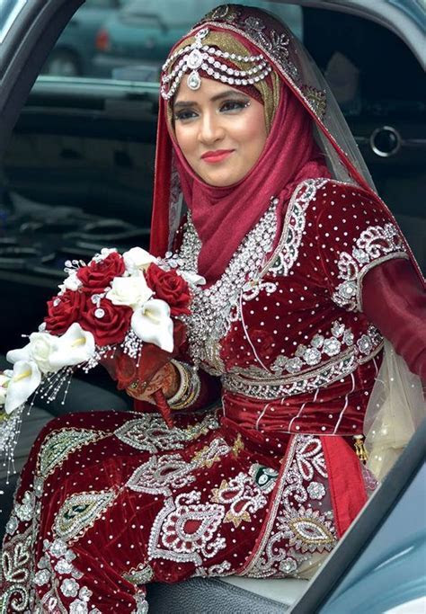 142 best images about Dulhan (Hijab) on Pinterest   South
